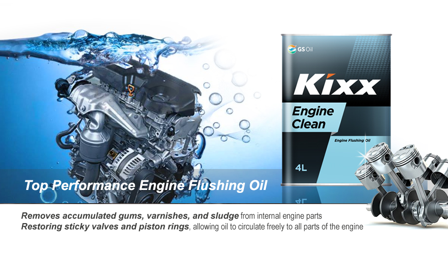 Details about Kixx Clean - Engine Flushing Oil, 4 Litre